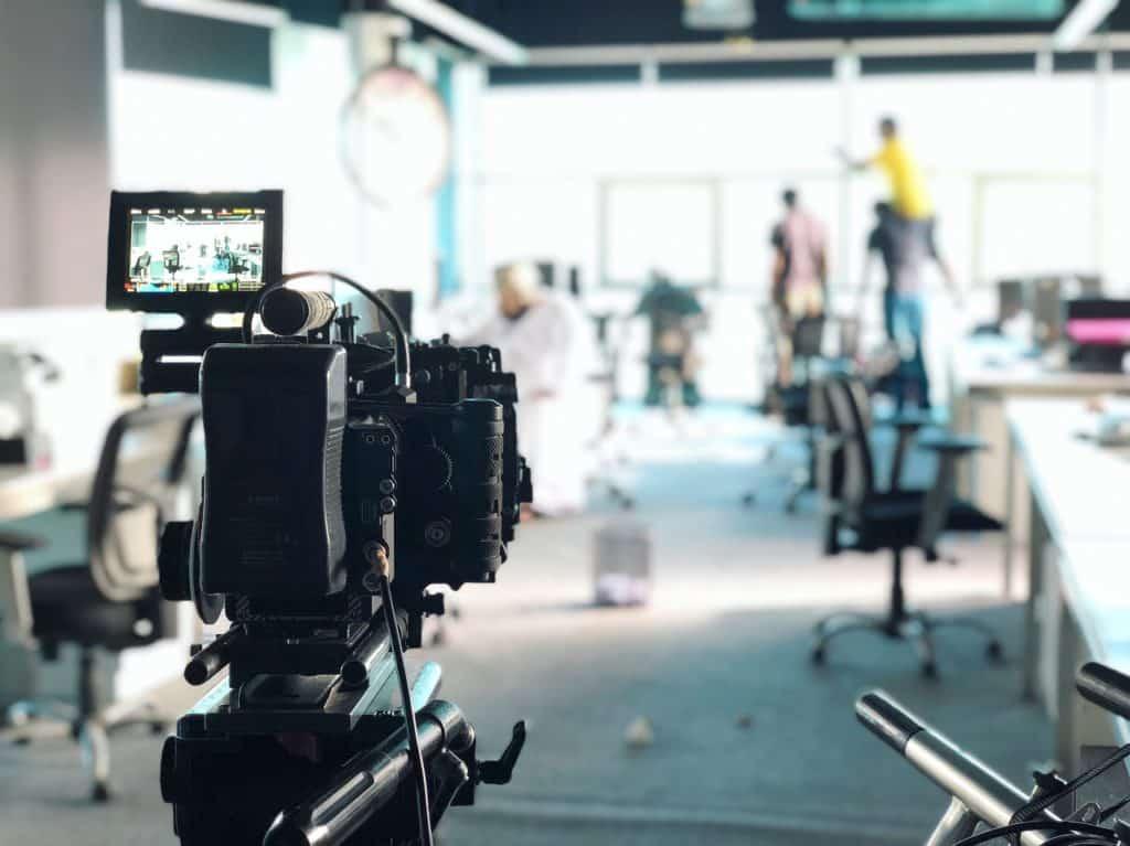 grabar un cortometraje sin dinero