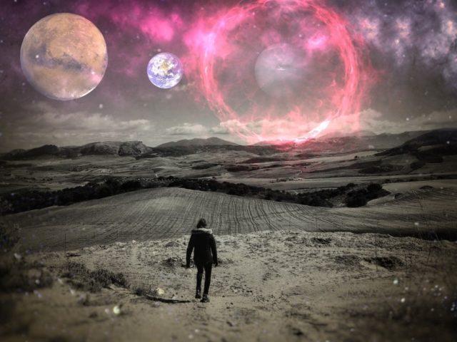 Escribir guiones sobre universos paralelos