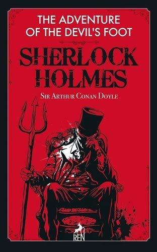 """""""La aventura del pie del diablo"""" de Arthur Conan Doyle."""